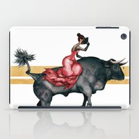 spain iPad Cases featuring Spain by Andrea Minoja