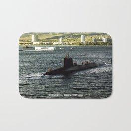 USS THOMAS A. EDISON (SSBN-610) Bath Mat