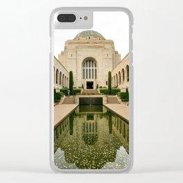Australian War Memorial, Canberra Clear iPhone Case
