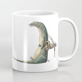 Numero 10 -Cosi che cavalcano Cose - Things that ride Things- Coffee Mug