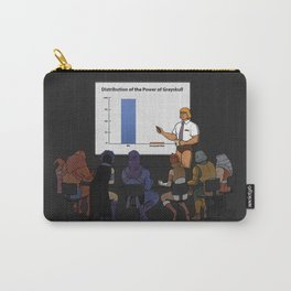 I HAVE THE POWERPOINT! Carry-All Pouch