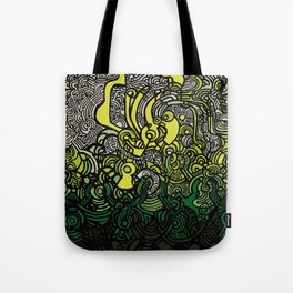 DEPTH-CHARGE Tote Bag