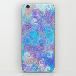 Thalassa's Curls iPhone Skin
