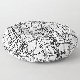 Mind Map Floor Pillow