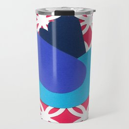 A Free Bird, A Caged Bird Travel Mug