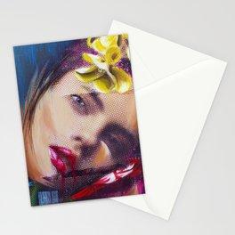 Evidencias de una imagen II Stationery Cards