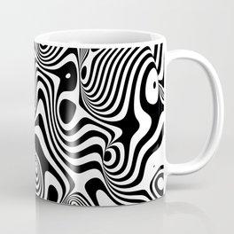 Trippy Background Coffee Mug