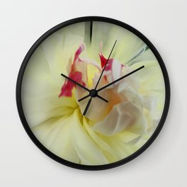 The Truth Comes Out Wall Clock