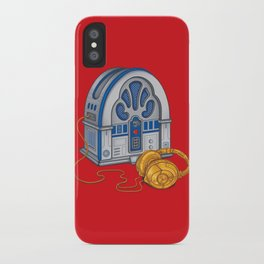 Beats by Droid - Recycled Future iPhone Case