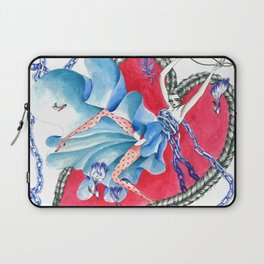 Falling in Love Laptop Sleeve