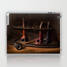 The Pipe Rack Laptop & iPad Skin
