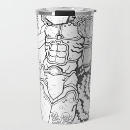 Iron Lion Travel Mug