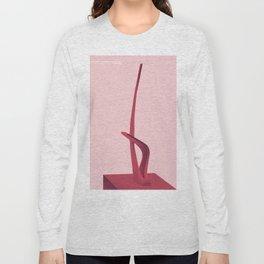 Futuristic Monuments Of Old Yugoslavia Long Sleeve T-shirt