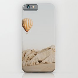 Desert Art, Balloon  iPhone Case