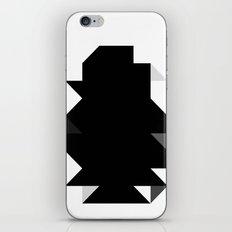 Odd Black iPhone & iPod Skin