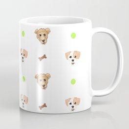 Wookiee & Padme Coffee Mug