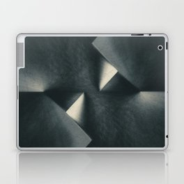 Rusty Old Blades Laptop & iPad Skin