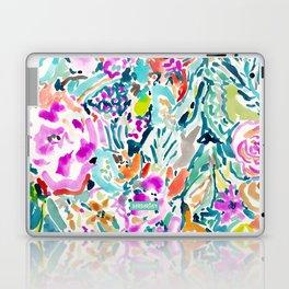 GARDEN GRAVY FLORAL Laptop & iPad Skin