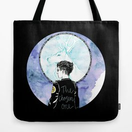 Auror Harry Tote Bag