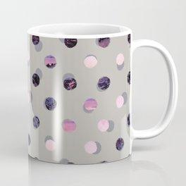 Iced Polkadots Coffee Mug