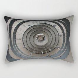Concentric Rectangular Pillow