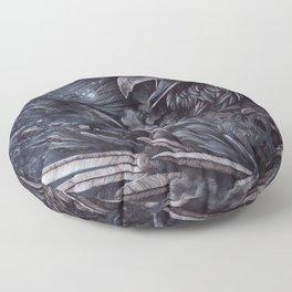 Birth of the Star Floor Pillow