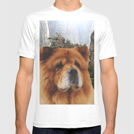 Dog Chow Chow T-shirt