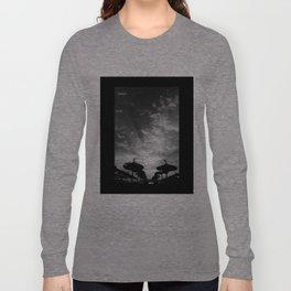 Sky  Explosion Long Sleeve T-shirt