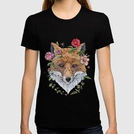 Boho Fox T-shirt