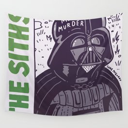 The Siths Wall Tapestry