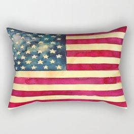 America, Frick Yeah  Rectangular Pillow