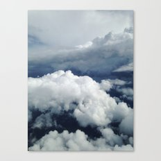 East Coast Cumulus Canvas Print