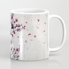 Sakura Sakura watercolour Coffee Mug
