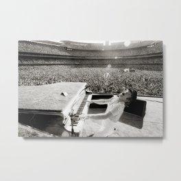 EltonJohn 01 Metal Print