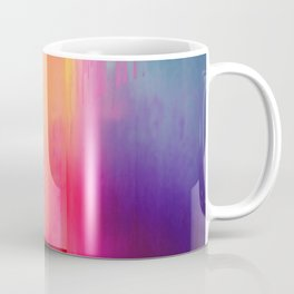 Neon Hallways Coffee Mug