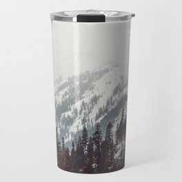 Storm in the Mountain Forest - Nature Photography Travel Mug