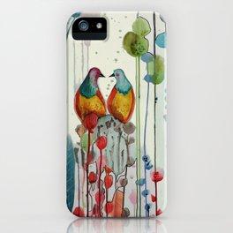 La belle histoire iPhone Case