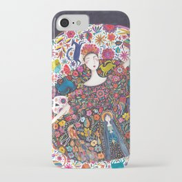 Imaginary journey – Mexico iPhone Case