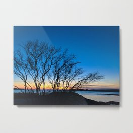 kettle cove sunset 1 Metal Print