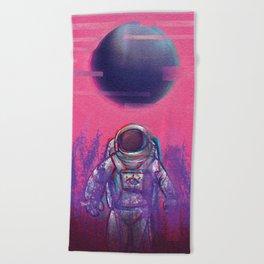 New Planet Beach Towel