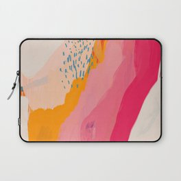 Abstract Line Shades Laptop Sleeve