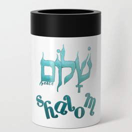 SHALOM The Hebrew word for Peace! Can Cooler