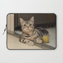 yes, i know tennis Laptop Sleeve
