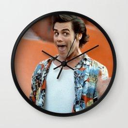 Ace Ventura Wall Clock