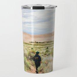Great Sand Dunes National Park - Colorado Travel Mug