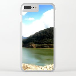 Thompson's Dam Clear iPhone Case