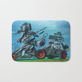 All Terrain Tactical Mech Bath Mat