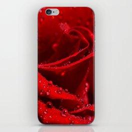 Fire of love iPhone Skin