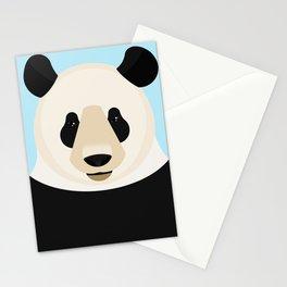 Giant panda Stationery Cards