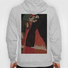"""Egon Schiele """"Cardinal and Nun (Caress)"""" Hoody"""